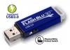 Kanguru Flashblu30™ With Physical Write-Protect Switch