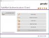 SafeNet Authentication Client