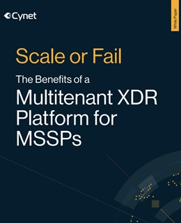 Scale or Fail: The Benefits of Multitenant XDR Platform for MSSPs Whitepaper