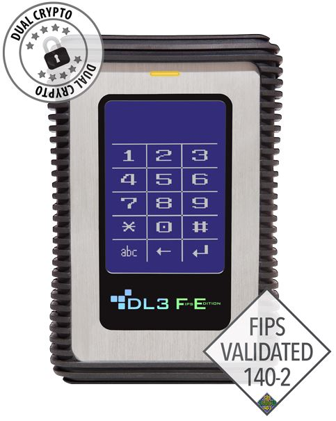 DataLocker DL3 FE FIPS Edition
