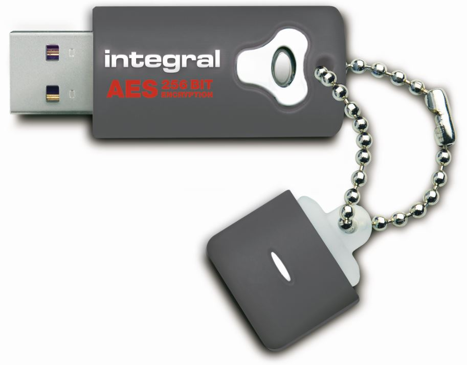 Integral Crypto Drive FIPS 197 on chain