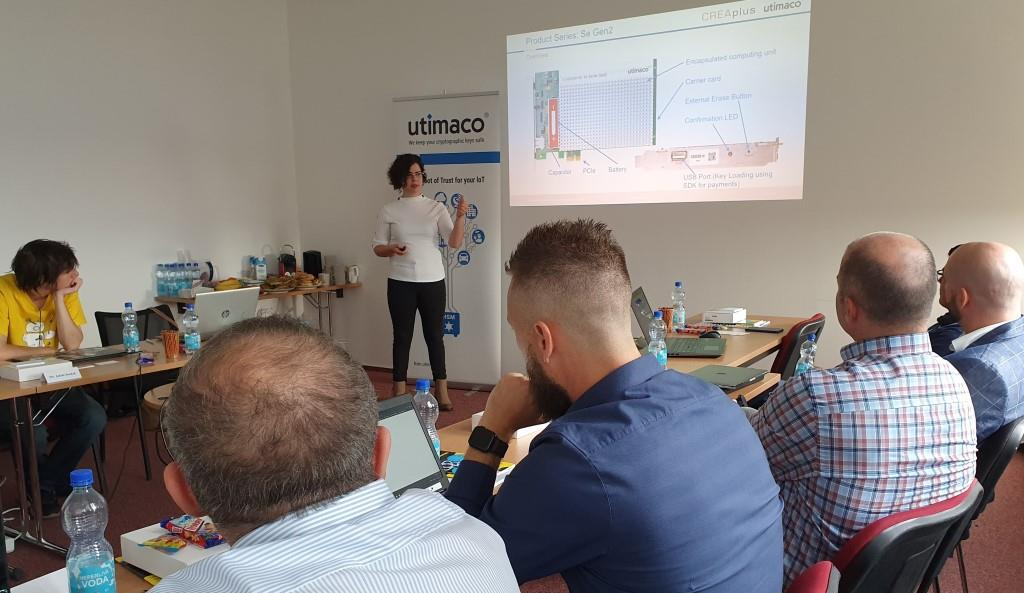 Technical Training Utimaco HSM BG May 2019 20190613 101217 sml