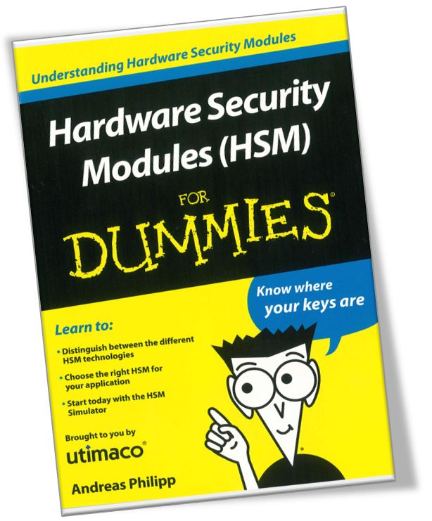 Utimaco HSM 3 book for dummies